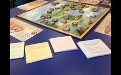 The Gift of Food: A Pacific Northwest Native Foods Board Game