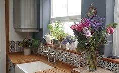 Archivo kitchen splashback wall tile