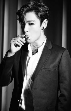 TOP (Choi Seung Hyun) not my thing but, if he wants to then, let him do it.