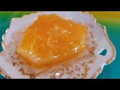 Πορτοκάλι γλυκό/Orange sweet.Maria's Greek Food - YouTube Greek Recipes, Macaroni And Cheese, Pudding, Orange, Sweet, Ethnic Recipes, Desserts, Food, Youtube
