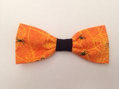 Halloween Adjustable Dog or Cat Collar Bow Tie  by AllAboutMadison, $4.00