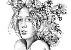 Chloë Sevigny by Magda Antoniuk