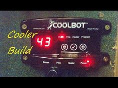 How to build a inexpensive walk-in cooler by installing a coolbot Hunting Land, Deer Hunting, Deer Processing, Cheese Cave, Walk In Freezer, Fridge Cooler, Root Cellar, Freezers, Greenhouses