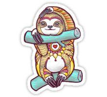 Mandala Sloth Sticker