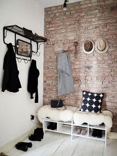 #DECO Apartamento de Estilo Nórdico de inspiración Vintage en tonos Neutros   With Or Without Shoes - Blog Moda Valencia España