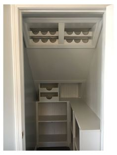 Under Stairs Cupboard Storage, Staircase Storage, Basement Storage, Basement Remodeling, Understairs Storage Ideas, Understairs Closet, Bar Under Stairs, Closet Under Stairs, Under Stairs Pantry Ideas