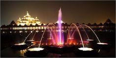 Swaminarayan Akshardham in New Delhi, Delhi