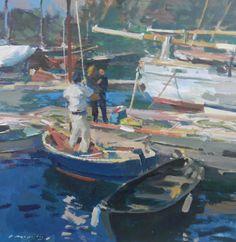 Young Sailor, Charles Movalli