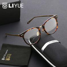 Ultralight TR Harajuku Nerd Eyewear Vintage Eye Frames Men Gold Frame Glasses Round Eyeglasses Men Fashion Clear Glasses Women#clear fashion glasses