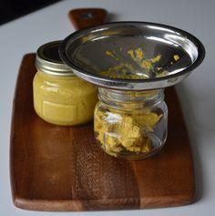 Honing-mosterd maken