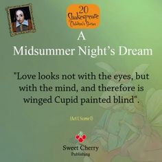 a midsummer nights dream literary analysis essay An analysis of the film midsummer night's dream by william shakespeare 1 page a literary analysis of a midsummer nights dream by william shakespeare essay.