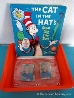 Seuss-y School - great ideas on preschool lessons/materials/activities using Dr. Seuss books