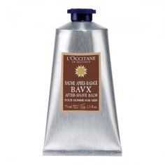 L'Occitane Baume Après Rasage, Cade (After Shave Balm for Men), Tube Aftershave, Face Care, Body Care, Skin Care, Japanese Face, Occitane En Provence, Shave Gel, After Shave Balm, Male Grooming