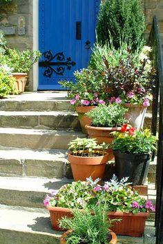 Vasos para Jardins Externos, Suspensos, Verticais, Pequenos