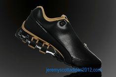 new concept 74741 ee824 Adidas Porsche Design Sport Men s BOUNCE  S L Running Shoes 2012 (Black  Gold Titanium)   Cheap Jeremy Scott Adidas Scott Wings,Jeremy Scott  Instinct,Jeremy ...