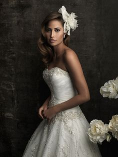 Allure Bridal gown Style 8769C. CC's Boutique International Plaza Tampa, Florida.