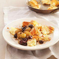 Bild: GUSTO / Eisenhut & Mayer Potato Salad, Pork, Potatoes, Sweet, Ethnic Recipes, Caramel, Mint, Food Food, Bakken