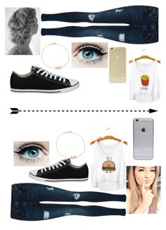 """Bffs"" by annie-cheers ❤ liked on Polyvore"