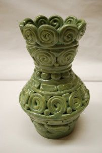 Coiled Vase