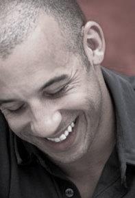 Vin Diesel-What a beautiful smile!!!!