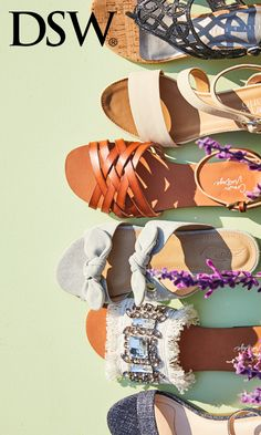 Spring is here and it is the start of something you! Shop new spring sandals at dsw.com