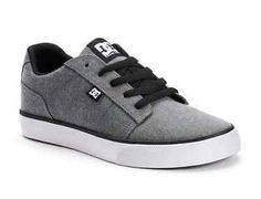 0c412db83 Details about DC Shoe Co FYX TX SE Mens Skate Shoes Sneakers Gray White  Black Skateboard NEW