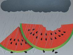 Fruit puns - Meloncholy