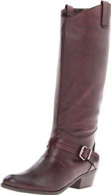 Kenneth Cole REACTION Women's Tall Tale Knee-High Boot - Brown