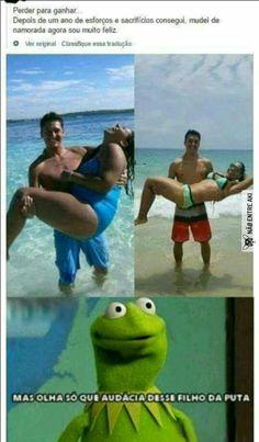 hahahahaha vou rir pra não chorar neh