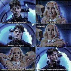 SaviFrost Funny  edit by @killer_quick ❄️#killerfrost
