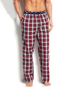 f556a97ad040 Lauren Ralph Lauren Men s Classic-Fit Red Plaid Madras Dress Pants ...