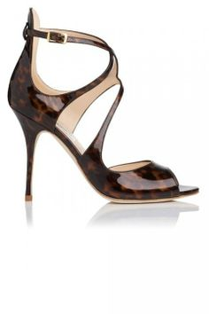 L.K. Bennett | Tortoiseshell strap sandals | SS 2014 | cynthia reccord