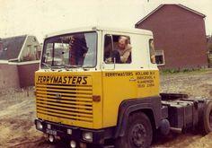 Oude Glorie ✔️ SCANIA-110 WILLIE vd BORDEN VELP (gld) 111, Classic Trucks, Good Old, Volvo, Caravan, Transportation, England, Cars, Vehicles