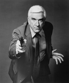 Leslie Nielsen:  Yes, it's true, I've been called the Laurence Olivier of spoofs. I guess that would make Laurence Olivier the Leslie Nielsen of Shakespeare.