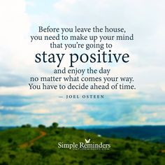 Motivational quotes by joel osteen: joel osteen quotes on positive thinking Positive Quotes For Life Encouragement, Think Positive Quotes, Positive Thoughts, Quotes About Staying Positive, Encouraging Thoughts, Meaningful Quotes, True Quotes, Motivational Quotes, Funny Quotes