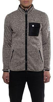 CLWR Pine Fleece Jacket - Men's Grey Melange L Mens Fleece, Outdoor Gear, Men's Outerwear, Men's Jackets, Grey, Pine, Clothes, Shopping, Fashion