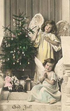 christmas angels