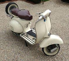 Vespa Scooter 1962 Italian VNB 125cc - http://newyork.craigslist.org/fct/mcy/4529698171.html