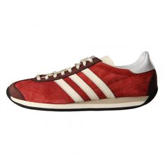 Buy adidas Country OG Trainers in Rust Red / White At Online. Official adidas Originals UK Stockists With Express Delivery And Secure Payment Available. Adidas Country, Country Blue, Shoe Game, Adidas Originals, Rust, Trainers, Red And White, Adidas Sneakers, Kicks