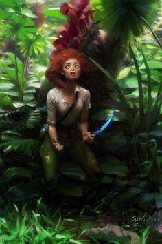 Stunning Fantasy Digital Art by Bao Pham