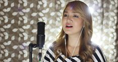 Talented Girl Sings Awe-Inspiring Cover Of 'When Life Gets Broken' Christian Music Christian Song Quotes, Christian Music Videos, Beautiful Cover, Beautiful Songs, Gospel Music, Music Songs, Chris Tomlin, Gifts For Photographers, Simple Bags