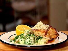 Smörstekt torskrygg med stuvad potatis Swedish Recipes, New Recipes, Cooking Recipes, Favorite Recipes, Healthy Recipes, Healthy Food, Recipies, Pasta, Sugar And Spice