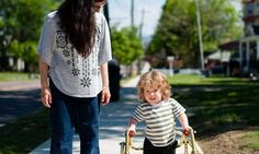 5 Things to Know About the Mom of a Child With Spina Bifida