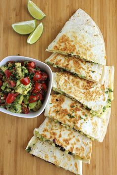 Quesadilla zucchini corn olives | Green Valley Kitchen