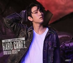 GOT7 online Second set individual teaser image for Hard Carry