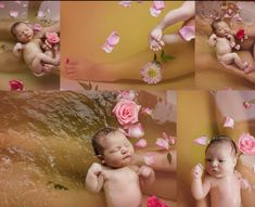 Divine herbal newborn bath by Erin tole