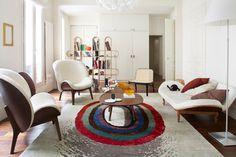 Living Room modern-wohnbereich