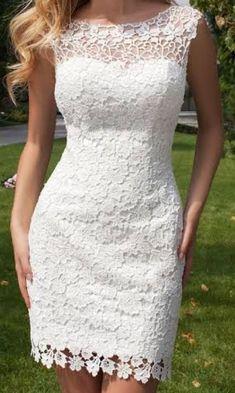 Civil Wedding Dresses, Sexy Wedding Dresses, Trendy Dresses, Cute Dresses, Beautiful Dresses, Casual Dresses, Short Dresses, Fashion Dresses, Wedding Skirt