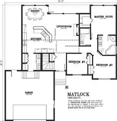 Deneschuk Homes 1300 - 1400 sq ft Home Plans RTM and Onsite   diy ...