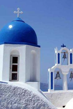 Blue Dome, Imerovigli Santorini